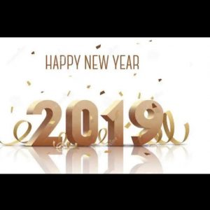WELCOME TO 2019 – YOUR BEST YEAR EVER!