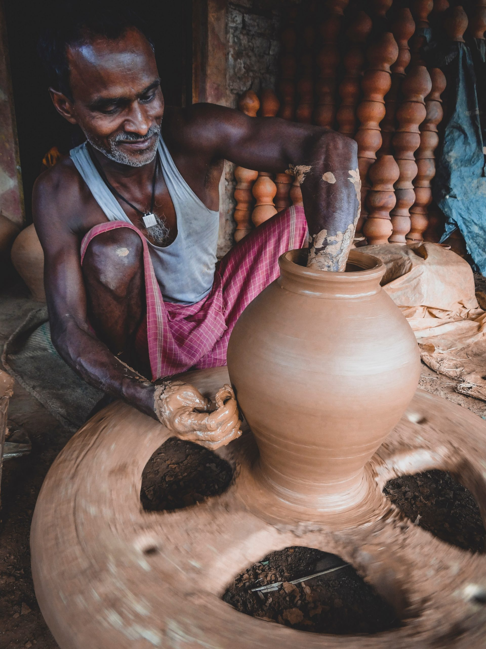 Lessons from the Clay Pot!