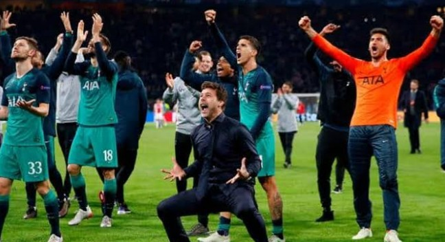 It's not Over Until its Over: Lessons from Tottenham vs. Ajax