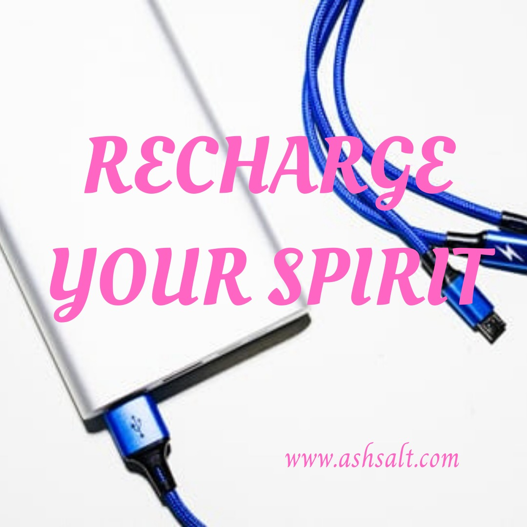 Recharge Your Spirit