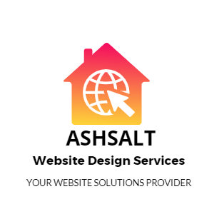 ASHSALT WEBSITE DESIGN SERVICES
